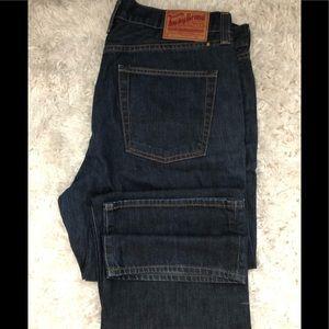 Lucky Brand Straight Leg Jeans Regular Inseam
